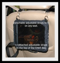 Special Order Video CHAT Bag 600px