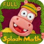 splash math kindergarten icon