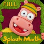 splash math kindergarten icon